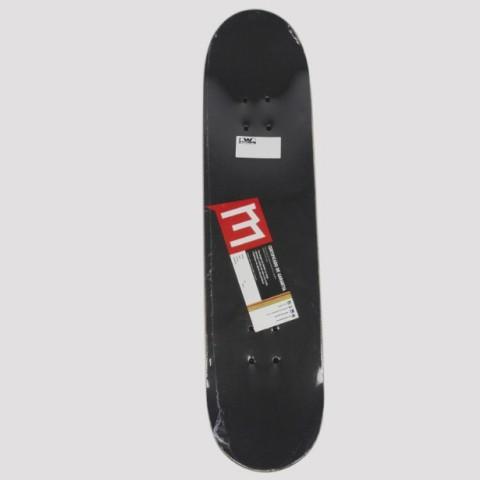 Skate Montado Make - Vermelho/Preto