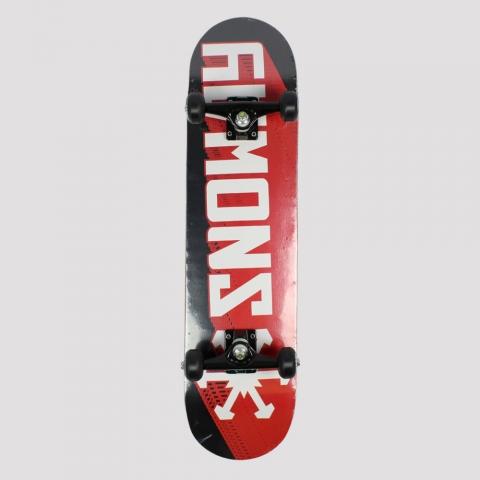 Skate Montado Snoway Alternative Font