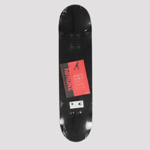 Skate Montado Snoway Black/ Soft Red