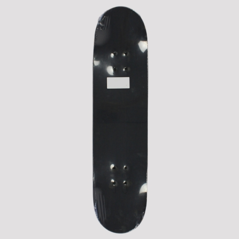 Skate Montado Snoway Grafite