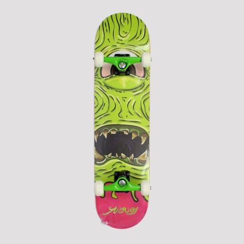 Skate Montado Snoway Green Monster
