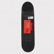 Skate Montado Snoway Laranja/Preto