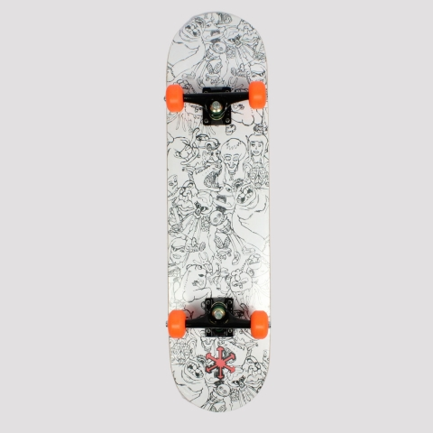 Skate Montado Snoway Nonsense
