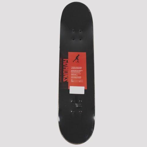 Skate Montado Snoway Raiz - Azul