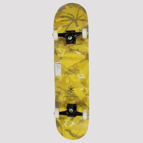 Skate Montado Snoway Yellow