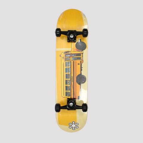Skate Montado Snoway Yellow Bus