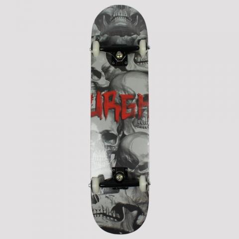 Skate Montado Urgh Heads