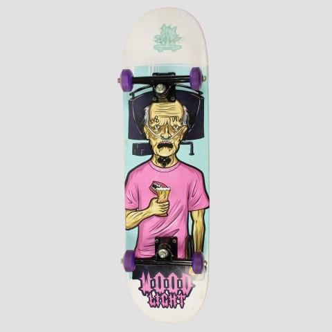 Skate Montado Wood Light Old Man