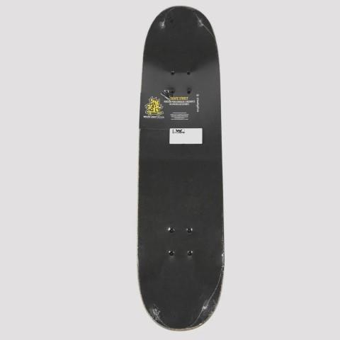 Skate Montado WoodLight Bear