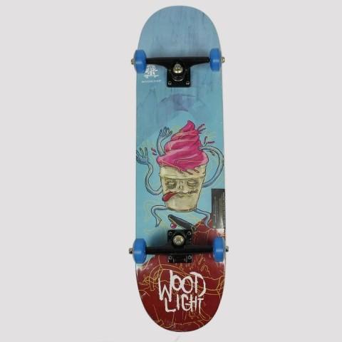 Skate Montado WoodLight Ice Cream
