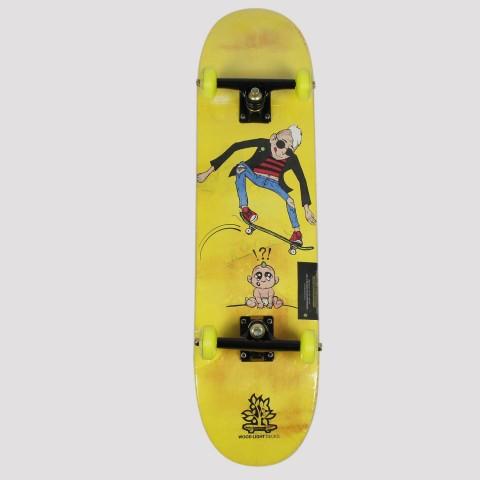 Skate Montado WoodLight Punk Skate