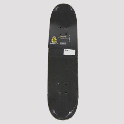 Skate Montado WoodLight Tag  - Amarelo
