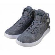 Tênis Adidas Revival Mid Cinza