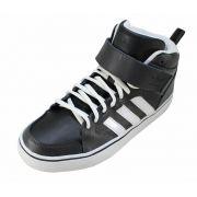 Tênis Adidas Varial Mid II Grafite/Preto/Branco