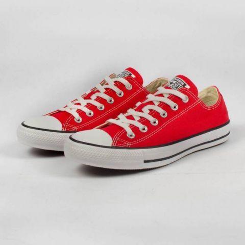 Tênis Converse All Star Chuck Taylor - Vermelho