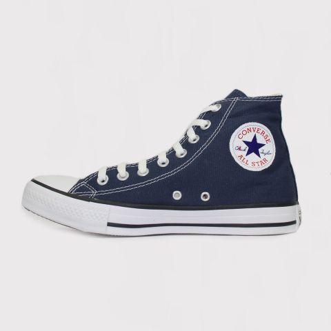 Tênis Converse All Star Chuck Taylor Hi - Azul Marinho