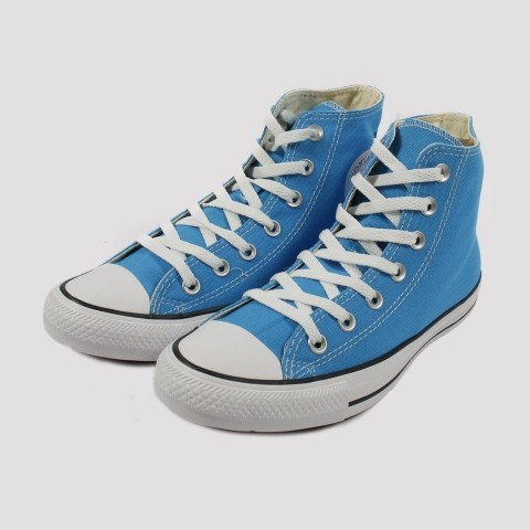 Tênis Converse All Star Chuck Taylor Hi - Azul Nautico