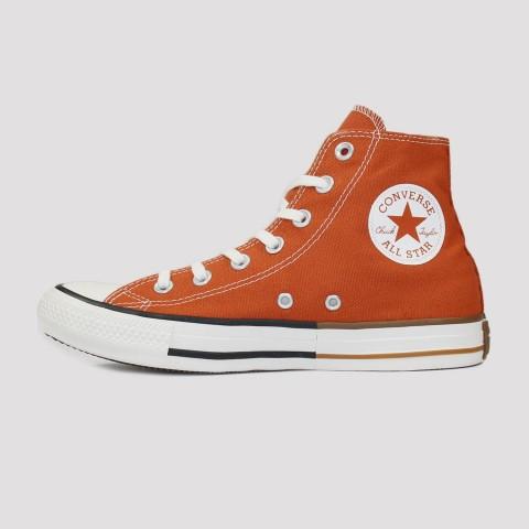 Tênis Converse All Star Chuck Taylor Hi - Vermelho Ferrugem