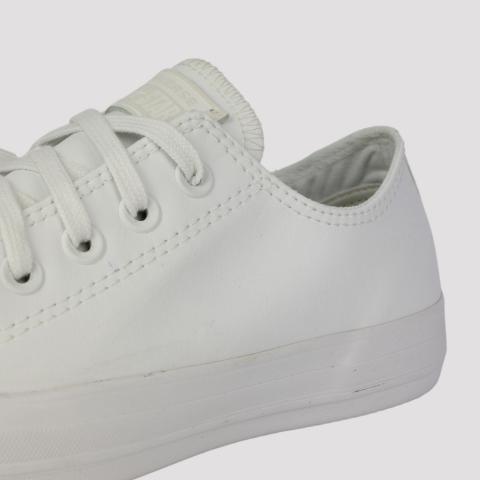 Tênis Converse All Star Chuck Taylor Monochrome - Branco