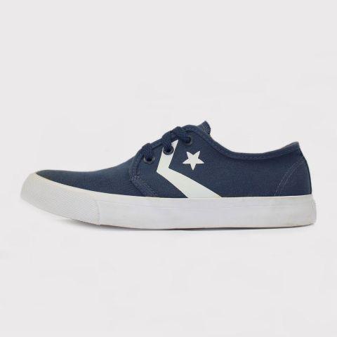 Tênis Converse All Star Marquise Azul Marinho/Branco