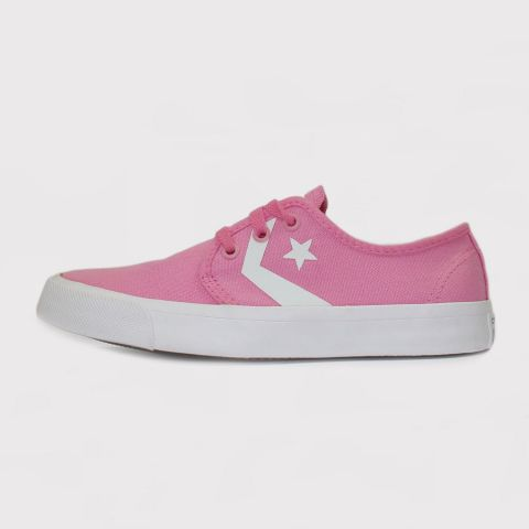 Tênis Converse All Star Marquise Rosa/Branco