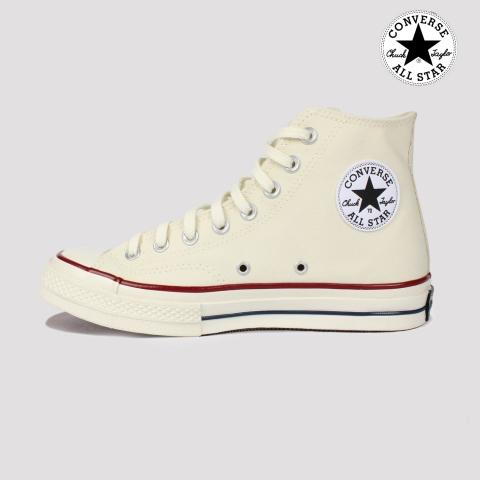 Tênis Converse Chuck 70 Hi - Bege Claro