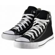 Tênis Converse CT Chuck Taylor All Star Core Hi Preto/Branco
