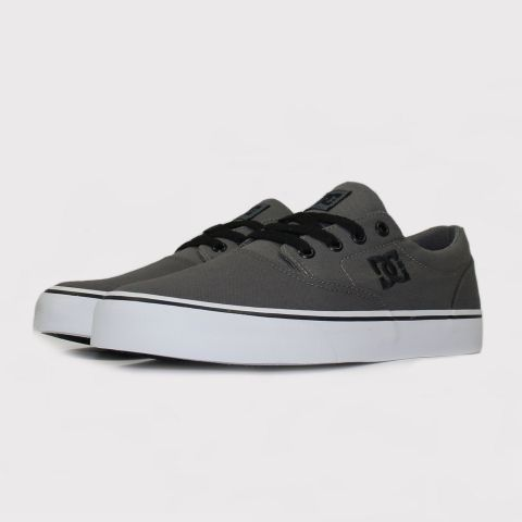 Tênis Dc Shoes New Flash 2 TX - Cinza
