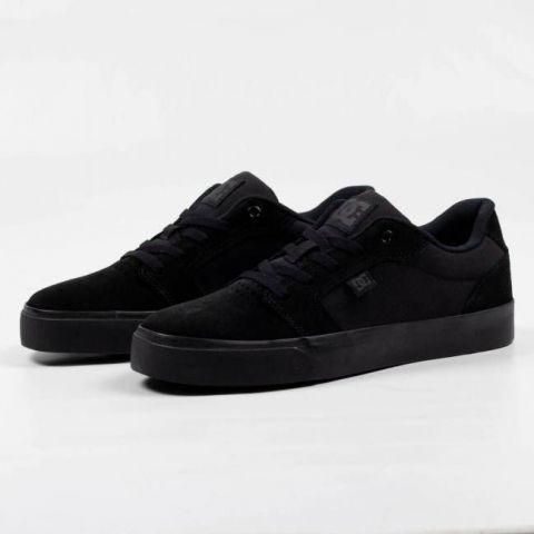Tênis DC Shoes Anvil La - Preto