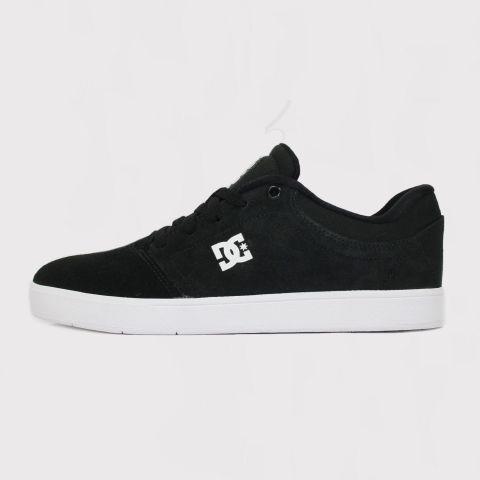 Tênis DC Shoes Crisis LA Preto/Branco