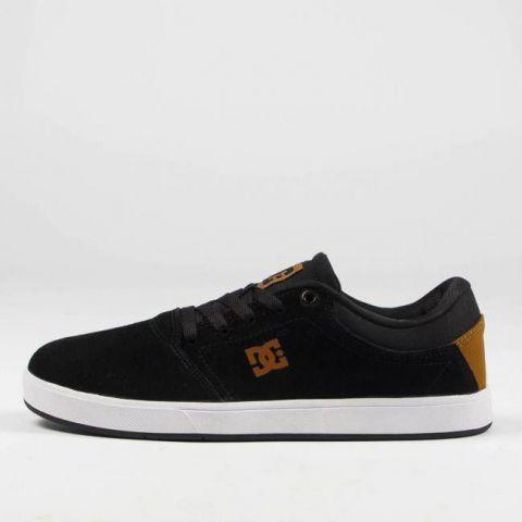 Tênis DC Shoes Crisis La - Preto/Marrom