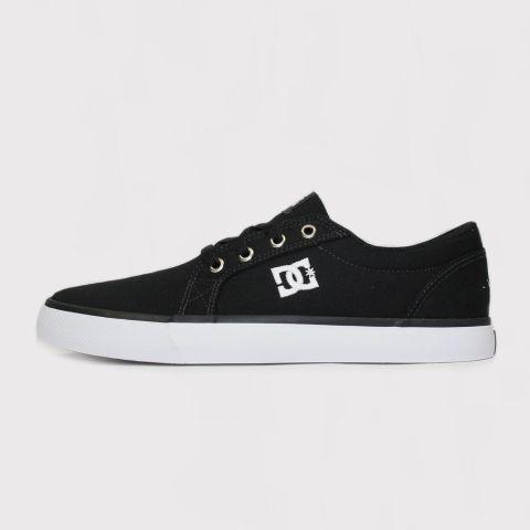 Tênis DC Shoes Episo - Preto/Branco