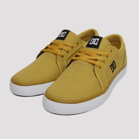 Tênis DC Shoes Episo - Yellow/Balck/White