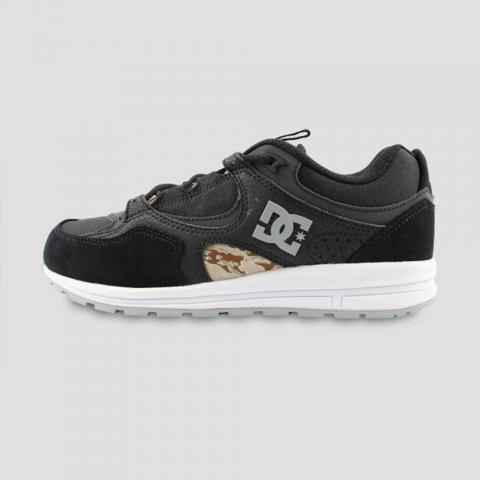 Tênis DC Shoes Kalis Lite SE - Black/Camuflado