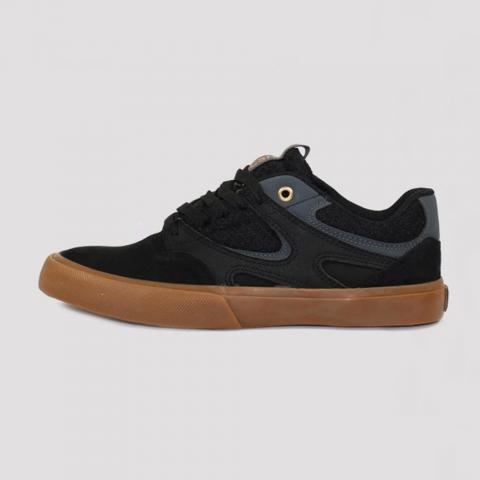 Tênis DC Shoes Kalis Vulc - Black General