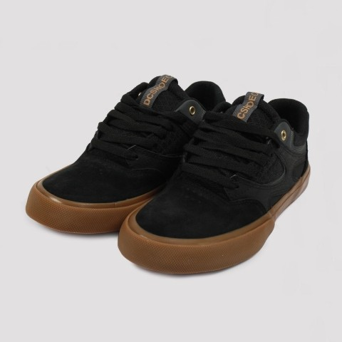 Tênis DC Shoes Kalis Vulc - Black General