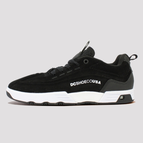 Tênis DC Shoes Legacy 98 VAC - Preto/ Branco