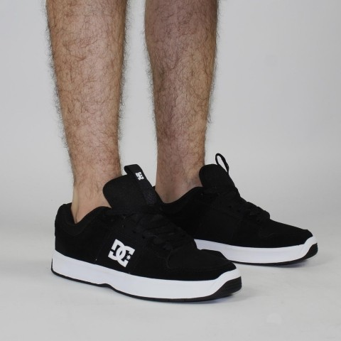 Tênis DC Shoes Lynx Zero - Black White