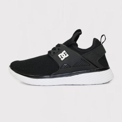 Tênis DC Shoes Meridian - Preto/Branco