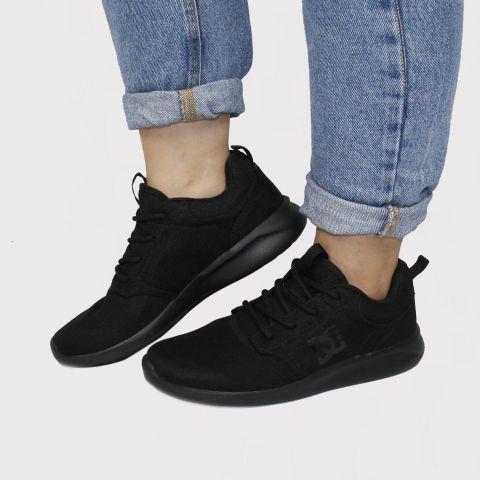 Tênis DC Shoes Midway - PretoTotal