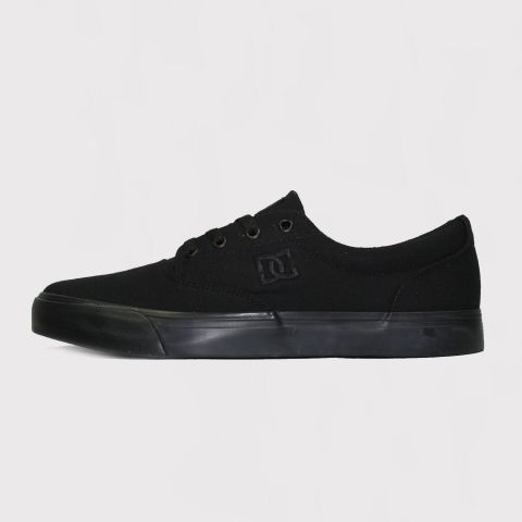 Tênis DC Shoes New Flash 2 TX - Black/Preto