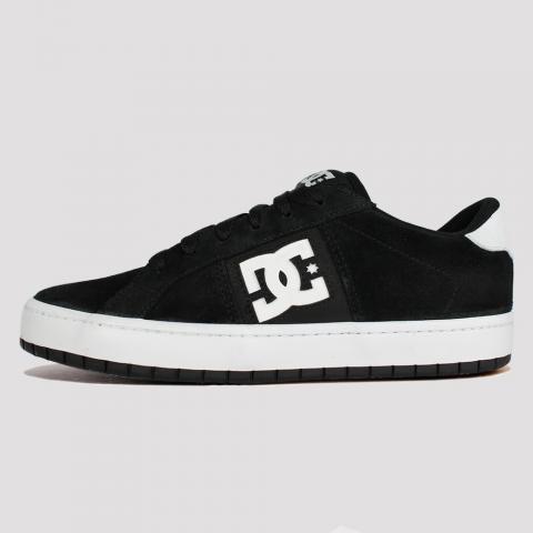 Tênis DC Shoes Striker - Black/ White