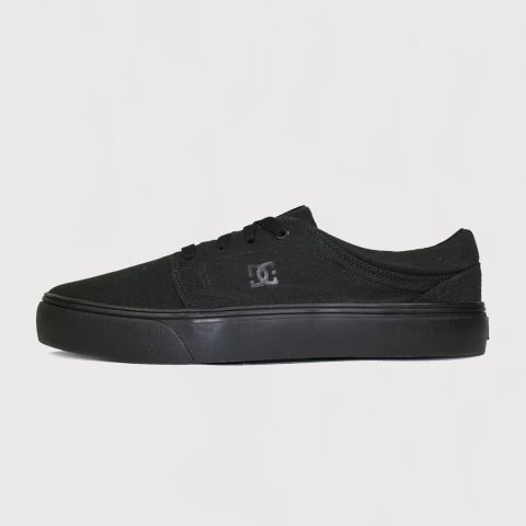 Tênis DC Shoes Trase Tx - Black/Preto