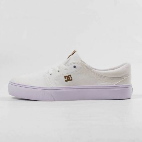 Tênis DC Shoes Trase Tx Branco