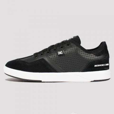 Tênis DC Shoes Vestrey Pro - Black/ White