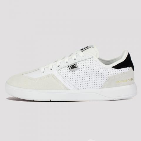 Tênis DC Shoes Vestrey Pro - White/ White