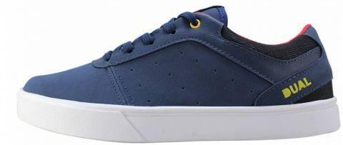 Tênis Dual Footwear Ion - Azul Marinho/Branco