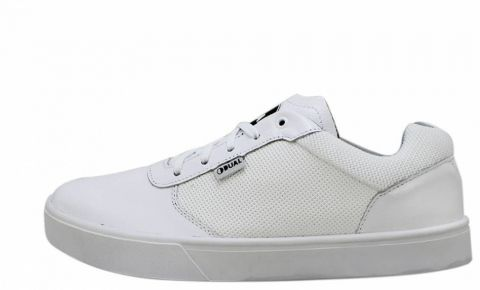 Tênis Dual Footwear Único - Branco Total
