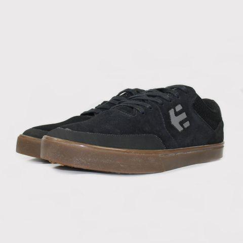 Tênis Etnies Marana Black/Gum + Cadarço