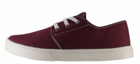 Tênis Faith Co. Ezy Light - Bordo/Branco